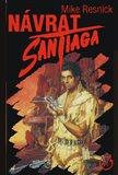 Návrat Santiaga - obálka