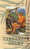 Tarzanovy šelmy - obálka