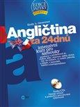Angličtina za 24 dnů (Intenzivní kurz pro samouky) - obálka