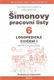 Šimonovy pracovní listy 6 (Logopedická cvičení I.) - obálka