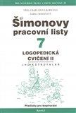 Šimonovy pracovní listy 7 (Logopedická cvičení II) - obálka