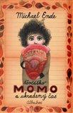 Děvčátko Momo a ukradený čas - obálka