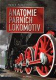 Anatomie parních lokomotiv - obálka