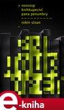 Nonstop knihkupectví  pana Penumbry (Elektronická kniha) - obálka