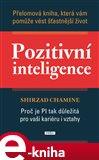 Pozitivní inteligence - obálka