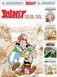 Asterix XVII - XX - obálka