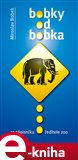 Bobky od Bobka (Ze zápisníku ředitele zoo) - obálka