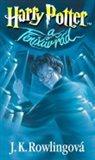 Harry Potter a Fénixův řád - obálka
