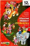 Šťastné příběhy Čtyřlístku (1995 - 1996, 12. kniha) - obálka