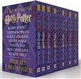 Harry Potter box 1-7 - obálka