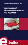 Individuálně připravovaná léčiva pro pediatrii - obálka