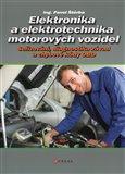 Elektronika a elektrotechnika motorových vozidel (Seřizování, diagnostika závad a chybové kódy OBD) - obálka