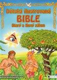 Dětská ilustrovaná bible (Starý a Nový zákon) - obálka