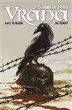 Vrána: Soumrak bohů - obálka