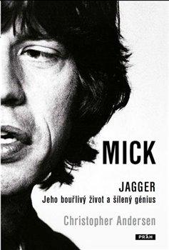 Obálka titulu Mick Jagger