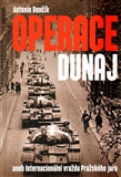 Operace Dunaj (aneb Internacionální vražda Pražského jara) - obálka