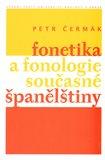 Fonetika a fonologie současné španělštiny - obálka