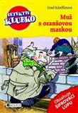 Detektiv Klubko - Muž s oranžovou maskou - obálka