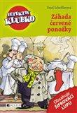 Detektiv Klubko - Záhada červené ponožky - obálka