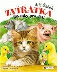 Zvířátka - Říkanky pro děti - obálka