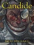 Candide: kniha první (Král Bulharů) - obálka