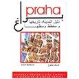 Praha, průvodce městem a jeho historií v arabštině - obálka