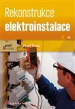 Rekonstrukce elektroinstalace - obálka