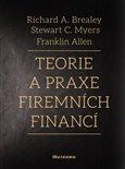 Teorie a praxe firemních financí - obálka