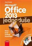 Microsoft Office 2013: Jednoduše - obálka