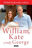 William, Kate a malý George - obálka