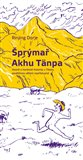 Šprýmař Akhu Tänpa (Veselé a hanbaté historky z Tibetu, povětšinou dětem nepřístupné) - obálka