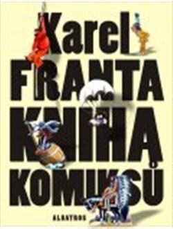 Kniha komiksů - Karel Franta