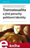 Transsexualita a jiné poruchy pohlavní identity - obálka