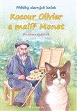Kocour Olivier a malíř Monet - obálka