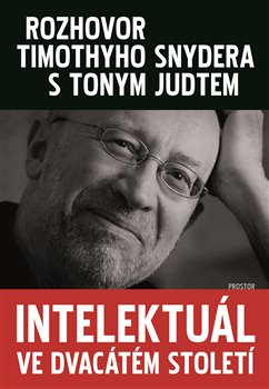 Obálka titulu Intelektuál ve dvacátém  století