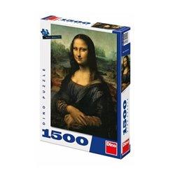 Puzzle Mona Lisa 1500 dílků