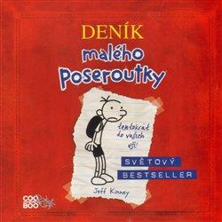 Deník malého poseroutky, CD - Jeff Kinney