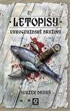 Letopisy Vukogvazdské družiny (Kniha, brožovaná) - obálka