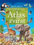 Školákův ilustrovaný atlas zvířat - obálka