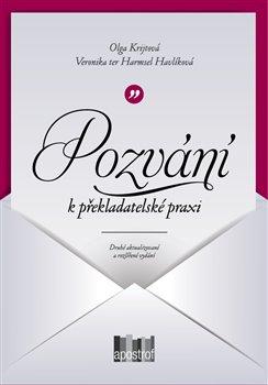 Obálka titulu Pozvání k překladatelské praxi