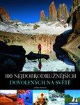 100 nejdobrodružnějších dovolených na světě - obálka