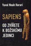 Sapiens (Od zvířete k božskému jedinci) - obálka