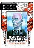 Češi 1918 - obálka