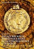Nálezy řeckých, římských a raně byzantských mincí v Čechách - obálka