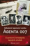 Obálka knihy Odhalené tajemství vzniku agenta 007