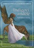 Indigoví andělé - obálka