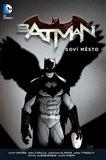 Batman: Soví město - obálka