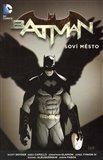 Batman: Soví město (váz.) - obálka