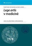 Lege artis v medicíně - obálka