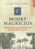 Modrý mauricius (Honba za nejcennějšími známkami světa) - obálka